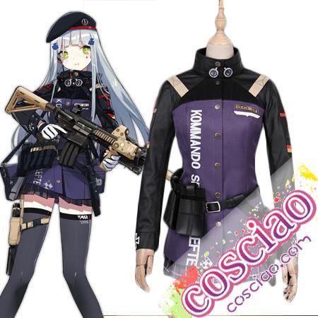 HK416 コスプレ衣装 少女前線