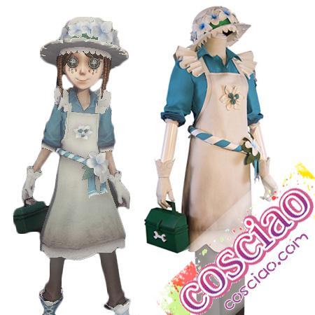 第五人格 庭師 フラワーガール コスプレ衣装