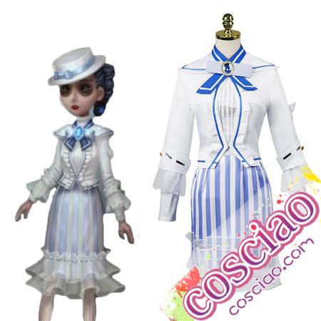 第五人格 空軍 淑やかな女傑 コスプレ衣装
