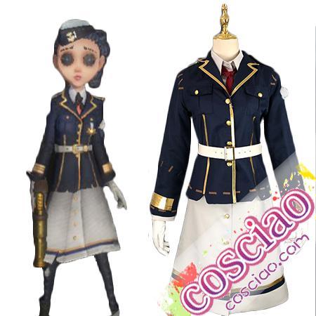 第五人格 空軍 海軍儀仗兵 コスプレ衣装