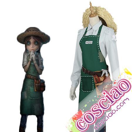 第五人格 庭師 コスプレ衣装 初期