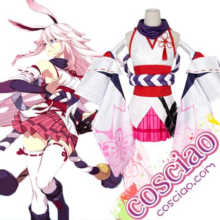 崩壊3rd 八重桜 コスプレ衣装 逆神の巫女