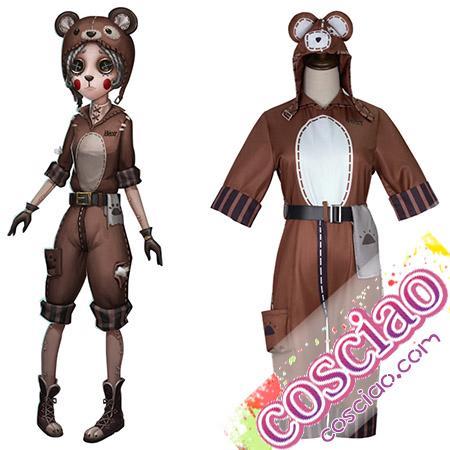 第五人格 機械技師 熊女 仮装衣装